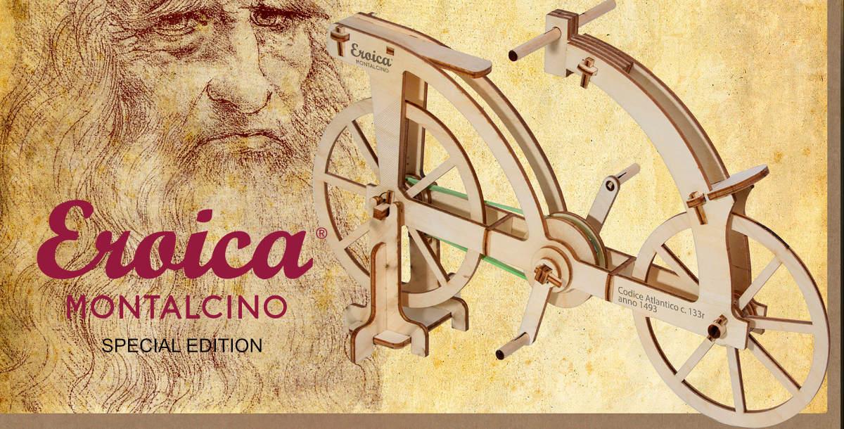 bicicletta - eroica edition